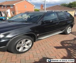 BMW X5 sport black 2006  for Sale