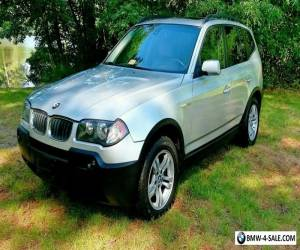 2005 BMW X3 3.0i AWD for Sale