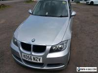 2007 BMW 320D DIESEL SE MODEL,LATER SHAPE.6 SPEED H,P,I CLEAR.PUSH BUTTON START