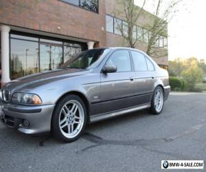 2003 BMW 5-Series for Sale