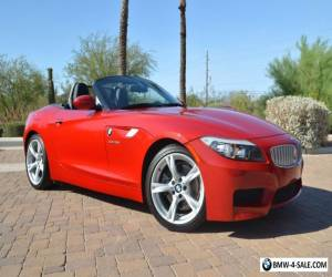 2011 BMW Z4 M-Sport Package for Sale