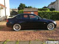"STUNNING 2008 BMW 318i 2.0L/6 SPEED/ 20"" (8.5""F+10""R) STAGGERED BBS ALLOYS"
