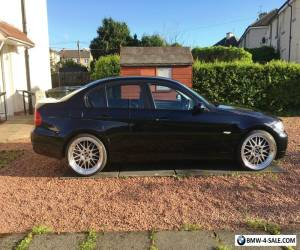 """STUNNING 2008 BMW 318i 2.0L/6 SPEED/ 20"""" (8.5""""F+10""""R) STAGGERED BBS ALLOYS for Sale"""