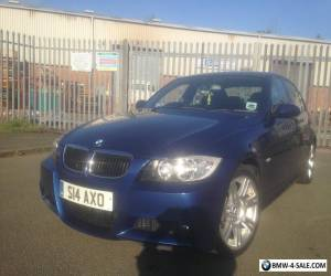 Bmw 318i M Sport business package I drive,sat nav full leather for Sale