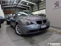 2004 BMW 530i E60 Sedan 4dr Steptronic 6sp 3.0i
