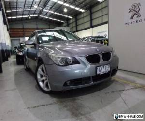 2004 BMW 530i E60 Sedan 4dr Steptronic 6sp 3.0i  for Sale