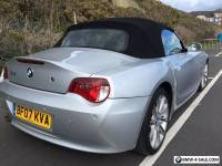 2007 BMW Z4 Convertible 2.0i Manual Sport Facelift *Low Mileage*