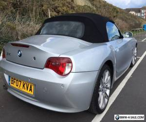 2007 BMW Z4 Convertible 2.0i Manual Sport Facelift *Low Mileage* for Sale