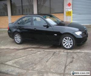 2006 BMW 320I EXECUTIVE SEDAN ONLY 78,000 KLMS WITH EXCELLENT SERVICE BOOKS A1  for Sale