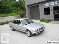 1980 BMW 5-Series BMW 535i - Series 3.5 M30B34 E34 Super Clean
