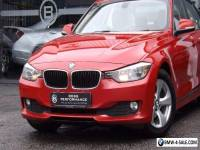 2012 BMW 3 Series 2.0 320d 8 speed auto/sports mode+eco  EfficientDynamics 4dr.