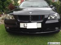 Bmw 320d  e90 2007 in gleaming black.recent new turbo
