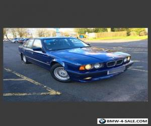 BMW E34 525i SPORT - MANUAL- LOW MILEAGE- LOW OWNERS - SERVICE HISTORY for Sale