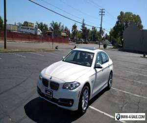 2015 BMW 5-Series for Sale