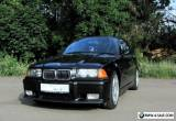 1995 BMW E36 M3 Convertible for Sale