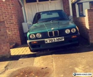 Bmw 3 Series e30 318 Power Hood Convertible Grey Leather, Optional extra Hardtop for Sale