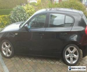 Bmw 118 diesel sport for Sale
