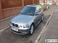 2004 BMW 316 1.8 3 Door Compact in Silver