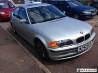 BMW 323i SE Auto Silver