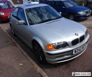 BMW 323i SE Auto Silver for Sale