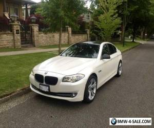 2011 BMW 5-Series for Sale