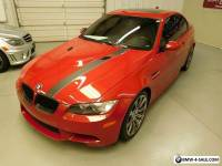 2008 BMW M3 Base 2dr Coupe