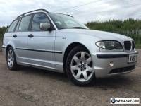 BMW 3 SERIES E46 318I SE TOURING FACELIFT MOT ALLOYS STARTS AND DRIVES