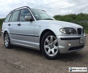 BMW 3 SERIES E46 318I SE TOURING FACELIFT MOT ALLOYS STARTS AND DRIVES  for Sale