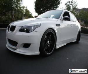 2006 BMW M5 CUSTOM HAMANN VORSTEINER EVOSPORT AFE DINAN m5 for Sale