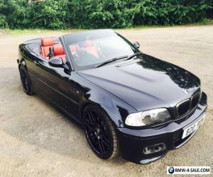 BMW E46 M3 Convertible SMG AUTO PADDLE SHIFT,HARDTOP(MODIFIED NOT R32,RS,TYPE R) for Sale