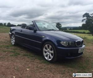 Bmw 318ci convertible cabriolet e46 320 330  for Sale