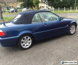 Bmw 318 ci convertible for Sale