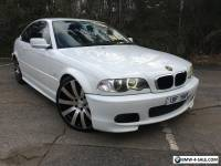 Bmw 323 coupe M3 Lookalike Manual Coil Over Suspension awesome Track car