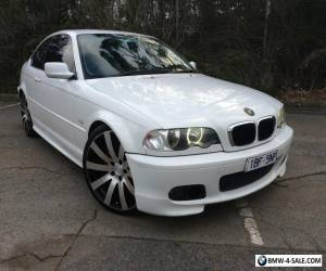 Bmw 323 coupe M3 Lookalike Manual Coil Over Suspension awesome Track car for Sale