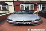 BMW Z4 CONVERTIBLE SI SE Automatic 06 paddle shift  for Sale