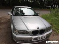 BMW 330ci 03 reg