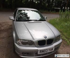 BMW 330ci 03 reg for Sale
