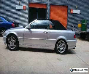 bmw 2002 330ci e46 convertible for Sale