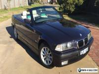 BMW 328i Convertable Automatic