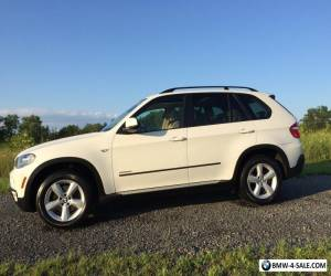 2009 BMW X5 X5*PANO*3RD ROW*NAV*SAT*BUC*WHITE/TAN*WARRANTY for Sale