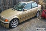 2001 BMW 3-Series 325i for Sale