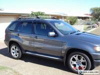 BMW X5 D3 Diesel Turbo  Auto AWD E53 Sports Wagon
