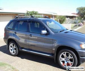 BMW X5 D3 Diesel Turbo  Auto AWD E53 Sports Wagon for Sale
