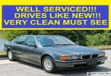 2000 BMW 7-Series for Sale
