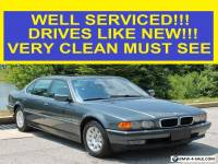 2000 BMW 7-Series