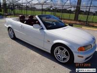 2001 BMW 3-Series 330CI CONV FREE SHIPPING OFFER WITH BUY-IT-NOW !!!