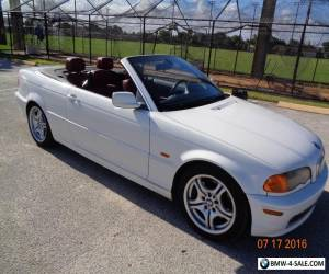 2001 BMW 3-Series 330CI CONV FREE SHIPPING OFFER WITH BUY-IT-NOW !!! for Sale