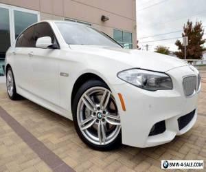 2012 BMW 5-Series 550i M Sport Highly Optioned MSRP 72K  EXCELLENT for Sale