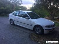 BMW 316ti not 318 328 m3