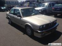 1987 BMW 3-Series 325es